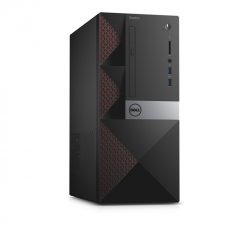 PC DELL Vostro 3667MT i3-6100 4GB 500GB Windows 10 Pro